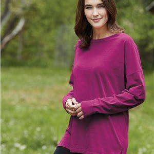 Comfort Colors Women's Ringspun Long Sleeve T-Shirt - 6054