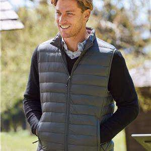 Weatherproof Men's Packable Full-Zip Down Vest - 16700